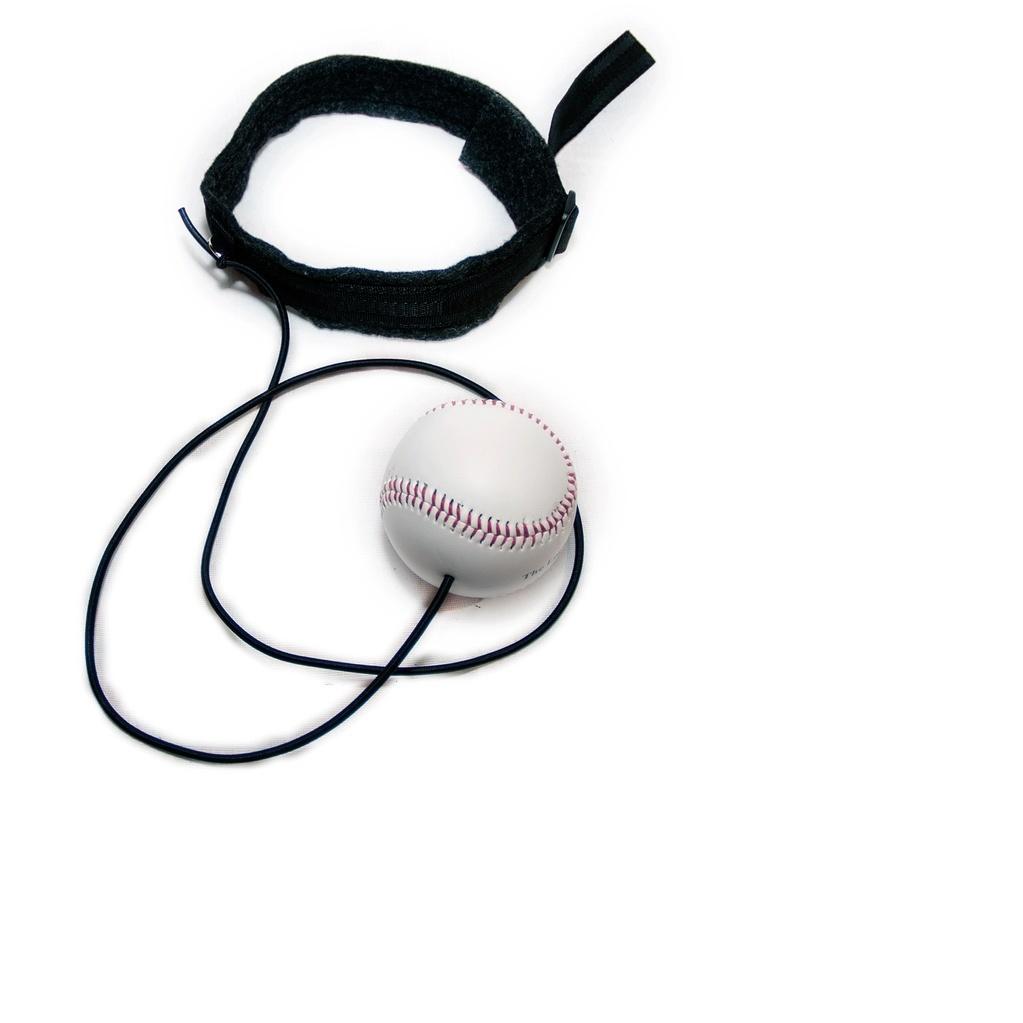 Как сделать кепку с теннисным мячиком для бокса