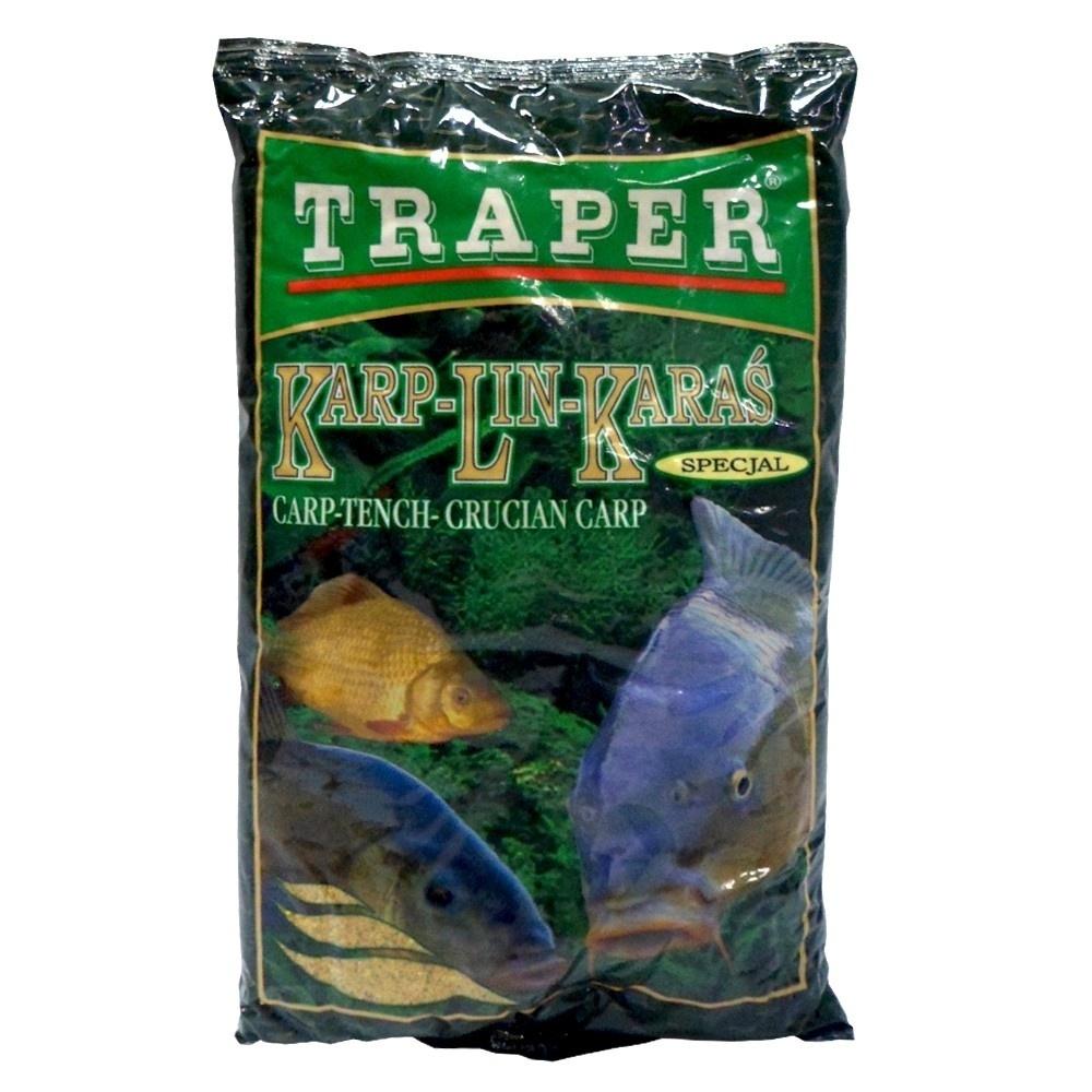 прикормка traper карась купить
